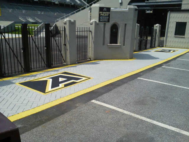 Photo 13 Side Entrence Michie Stadium
