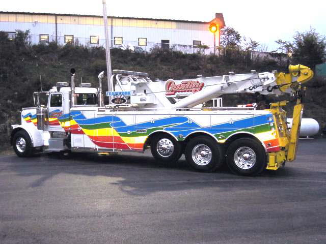 Typical Towing Truck At Site  Photo 1